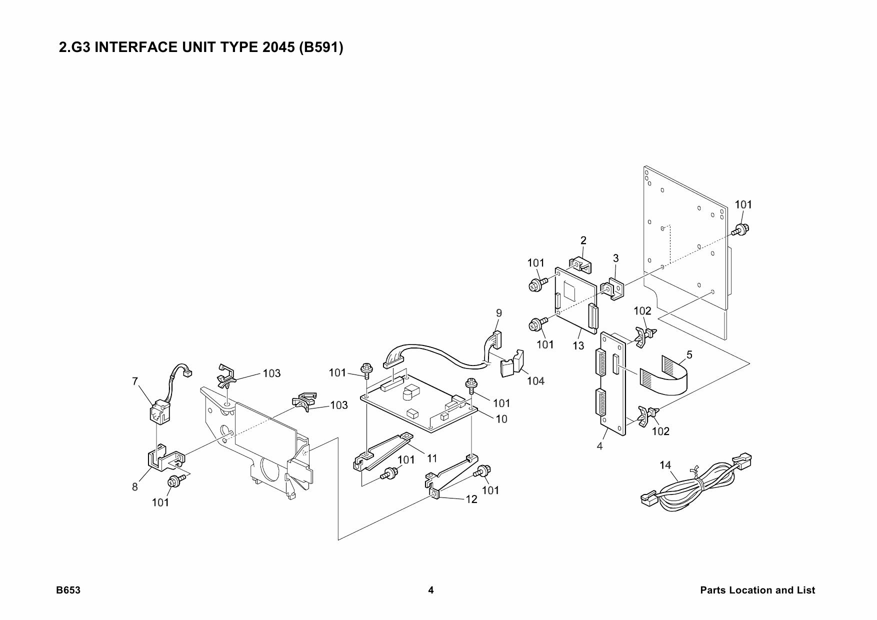 ricoh fax 3320l service manual
